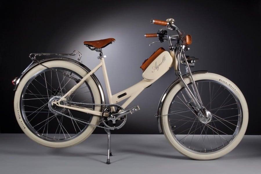 Le vélo électrique Agnelli Milano Bici pas comme les autres