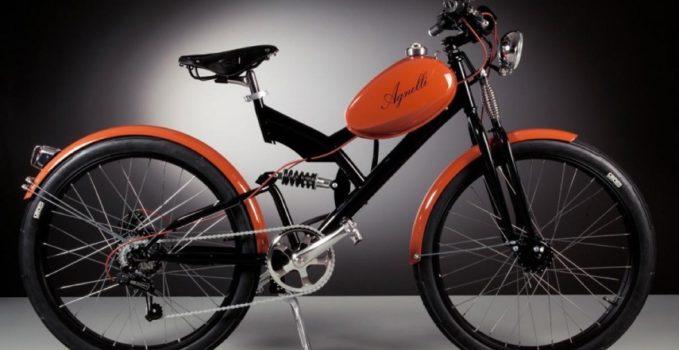 Le V 233 Lo 233 Lectrique Agnelli Milano Bici Pas Comme Les
