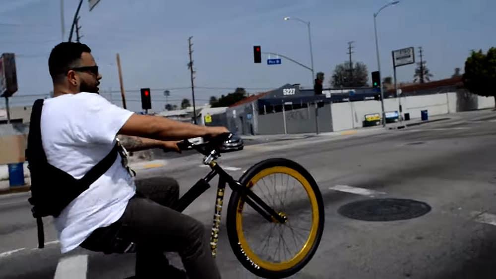 Nouvelle vidéo urbaine N.W.F. Fixie Goons DTLA