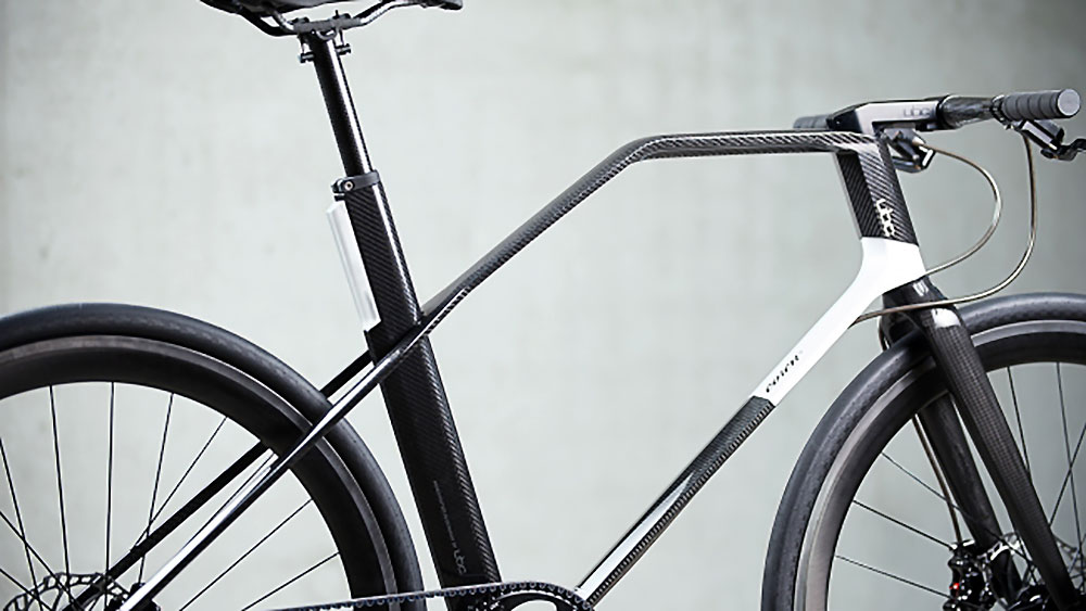 Vélo urbain Coren singlespeed et fixie de UBC GmbH