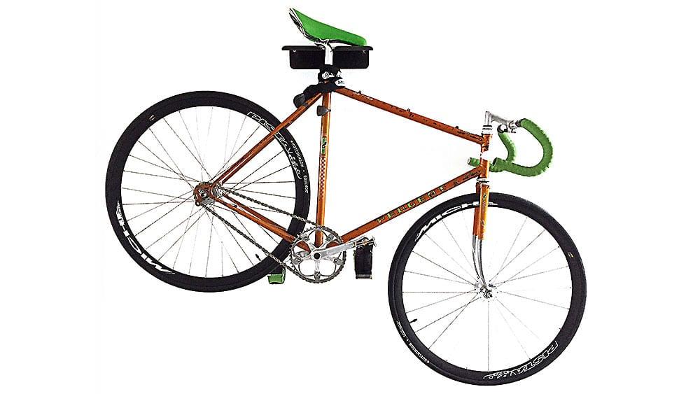 LEV Fe²⁺, un porte vélo mural pas comme les autres