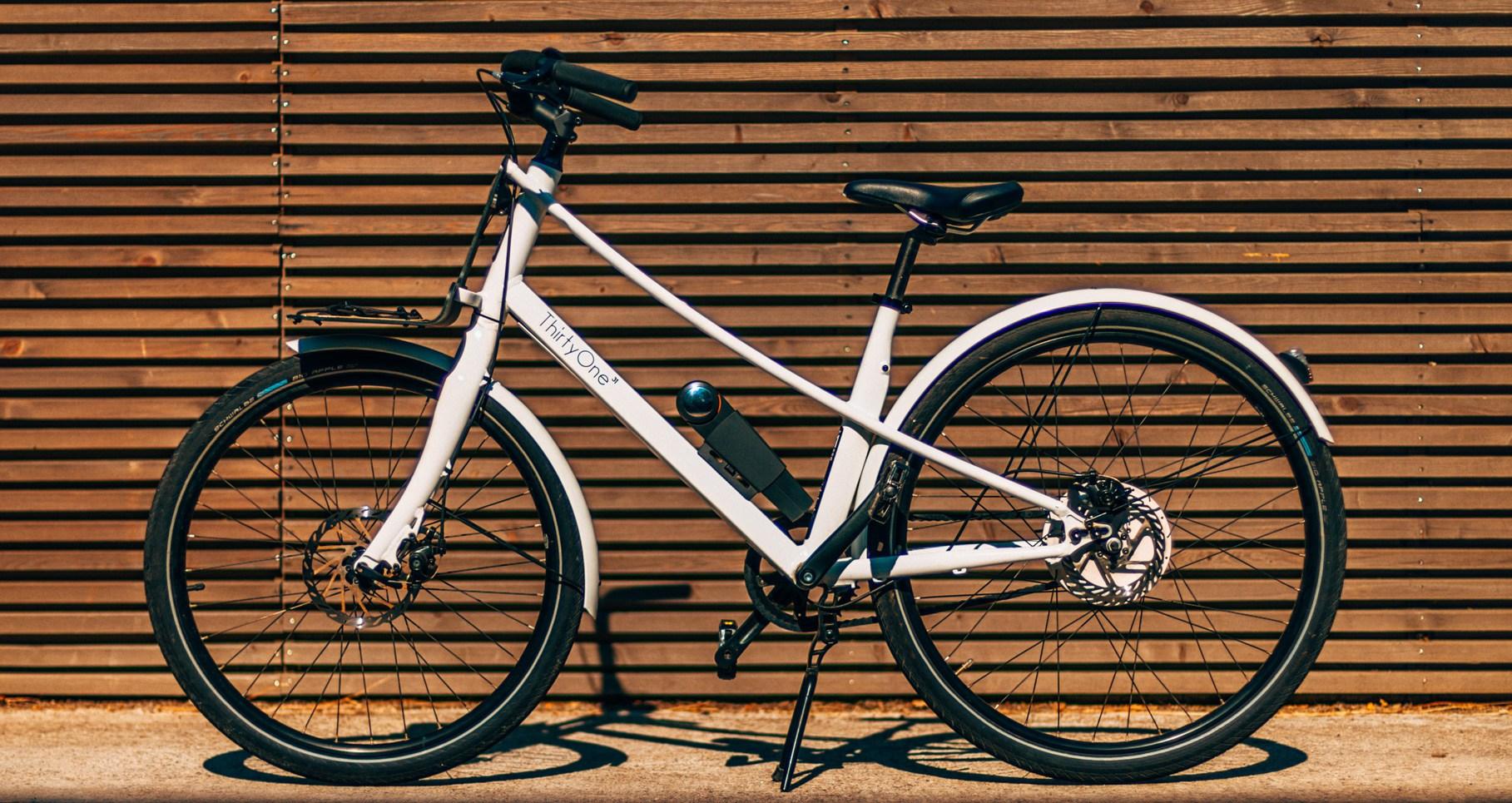 ThirtyOne, le vélo électrique de demain est déjà arrivé