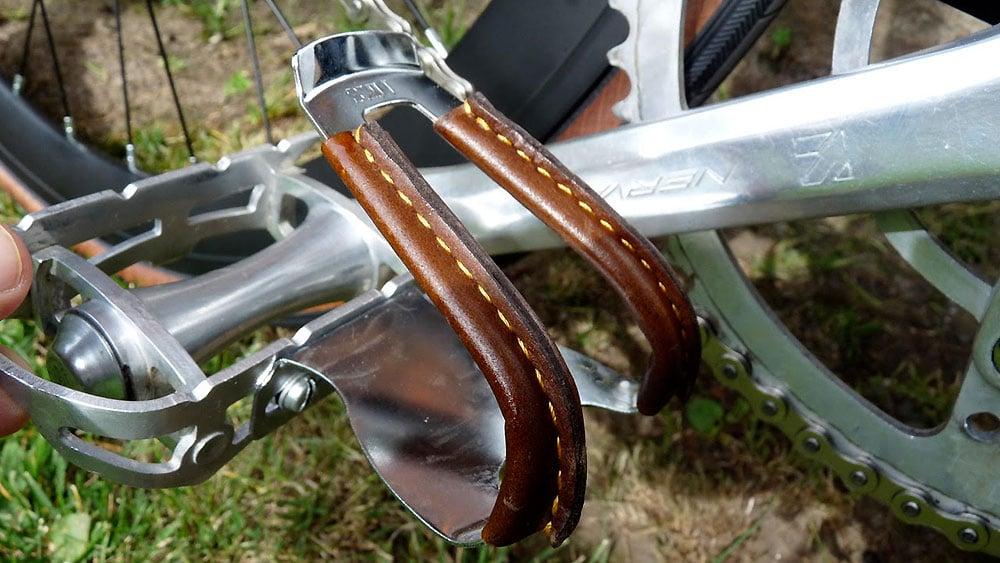 Vélo de course Motobécane transformé en singlespeed