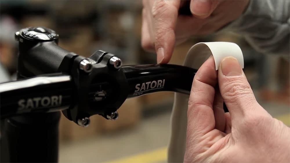 Comment installer correctement une guidoline de vélo