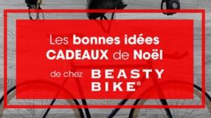 Les bonnes idées cadeaux de Noël de chez Beasty Bike