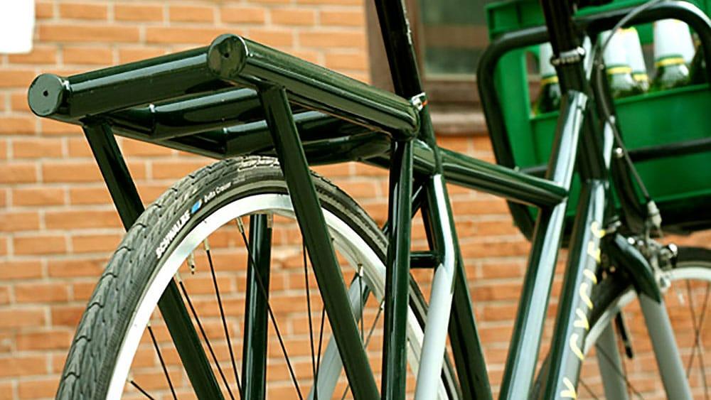 LPY Cargo Bike, le fixie qui transporte vos bières !