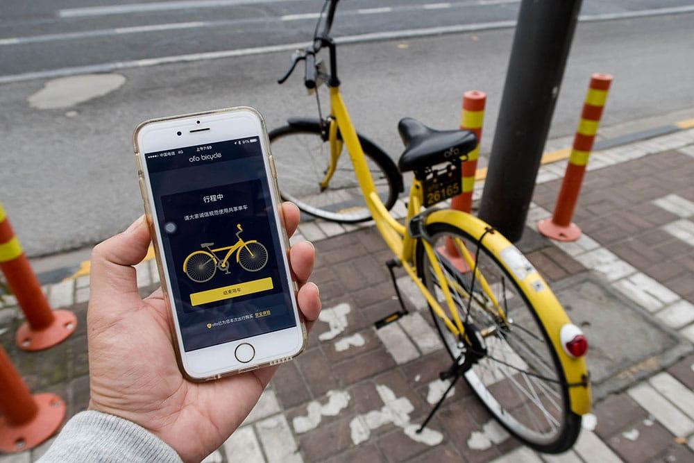 Le vélib chinois Ofo déjà en France et à Paris