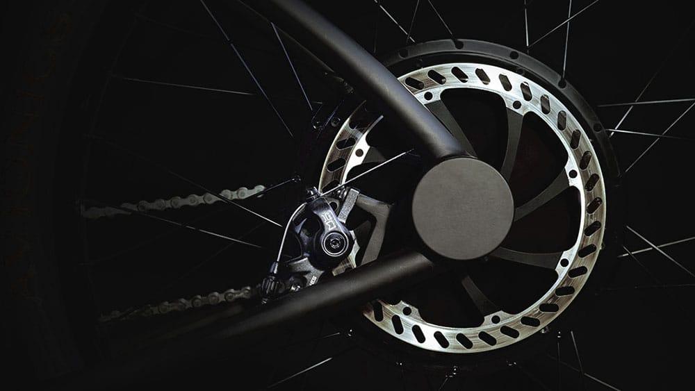 Avionics V1, le vélo électrique au look de moto design neo retro