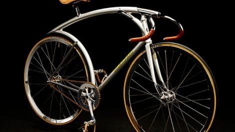 Cherubim Hummingbird ou la quête du vélo design parfait