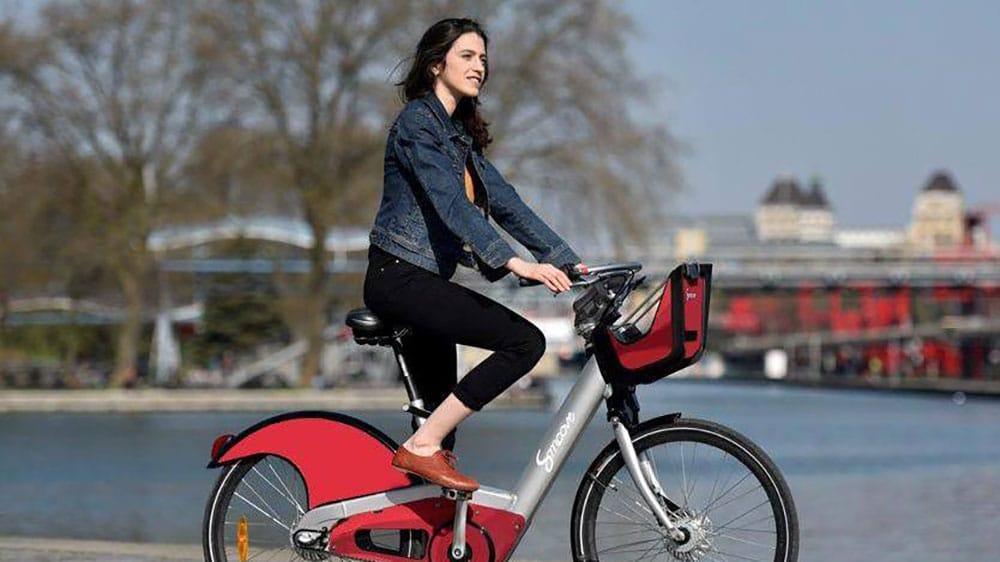 Le nouveau Vélib' débarque en région parisienne