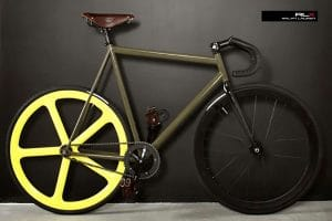 Quand de grandes marques se mettent au vélo fixie !