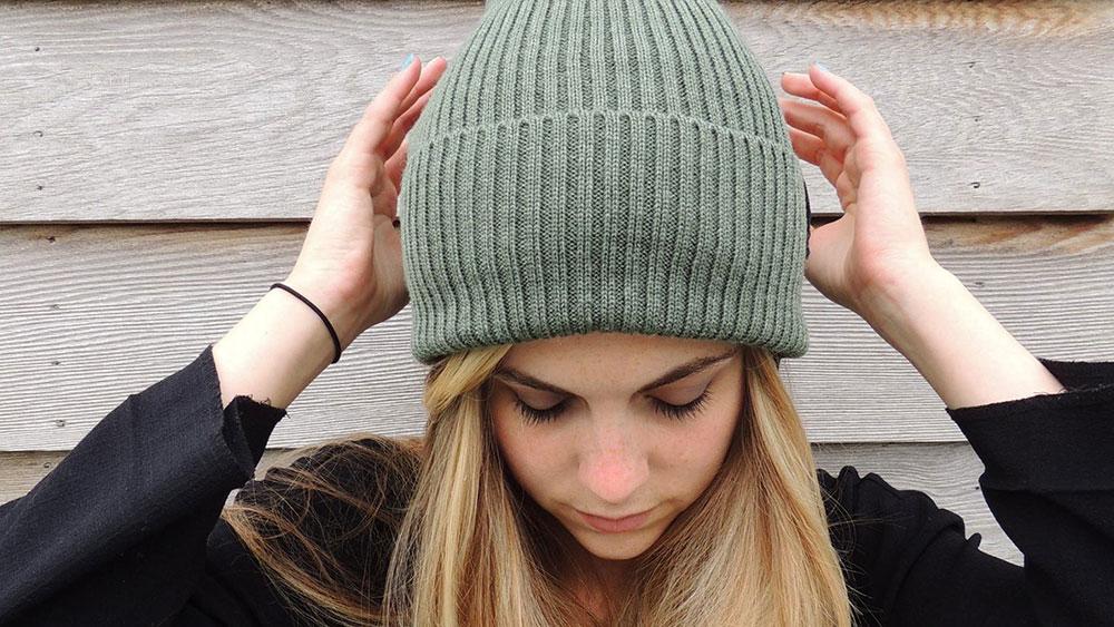 Ribcap propose des bonnets  de protection pour l'hiver