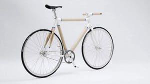 Woodway, un fixie urbain et design tout de bois et de métal