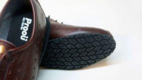 Découvrez les chaussures Proou Toscana pour cycliste