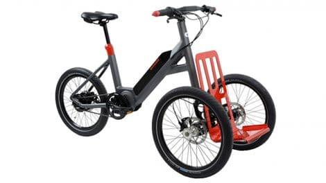 Le vélo urbain Gitane Sneaker e-bike, le nouveau roi de la ville ?