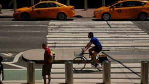Photos de fixie et singlespeed dans les rues de New-York