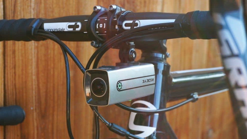 Rideye nous présente la première boîte noire pour vélos