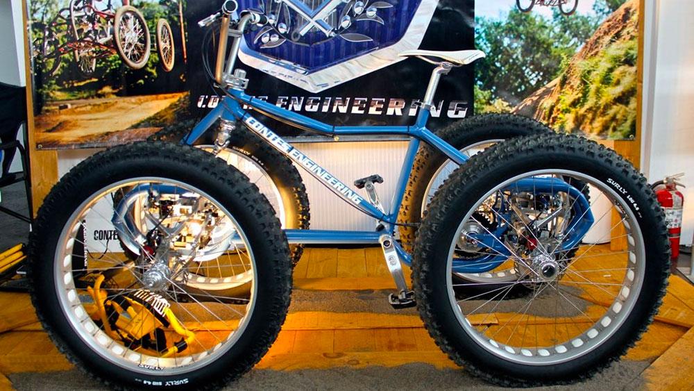 Sélection de photos de vélos insolites et originaux