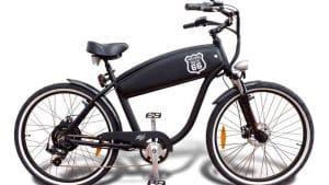 Le vélode ville électrique, un moyen de transport propre et pratique