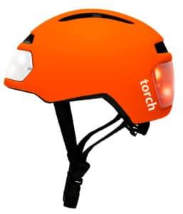 Torch propose un casque avec des feux de signalisation intégrés , le T2