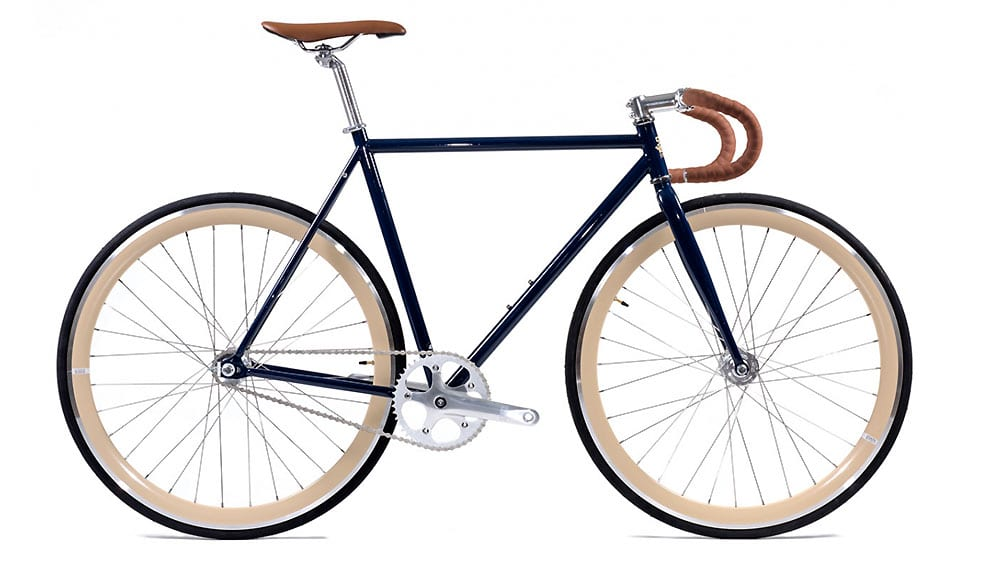Découvrez le vélo fixie singlespeed Rutherford 3 de chez State Bicycle