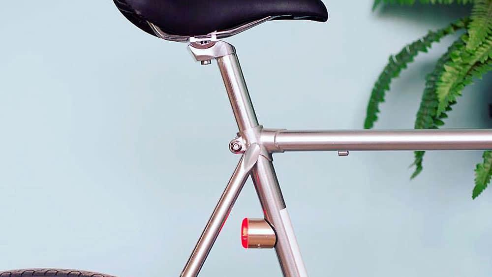 Magnetic Bike Light
