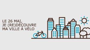 Redécouvrir sa ville à vélo le 26 mai avec Vivons Vélo