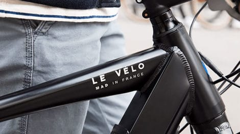 Vélos à assistance électrique Mad in France