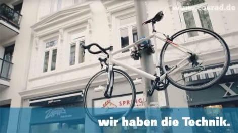 L'antivol du future pour votre fixie, singlespeed ou vélo urbain