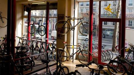 Bicloune, deux magasins de vélos sur Paris