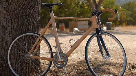 Le Birch Bike, vélo du mois d'avril 2011