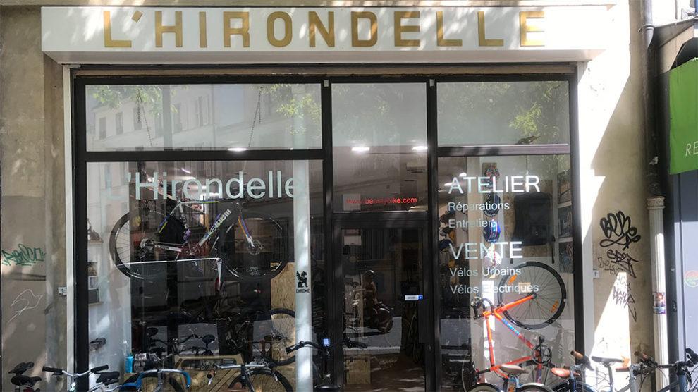 L'Hirondelle Bike Shop, le nouveau magasin de vélos Paris République