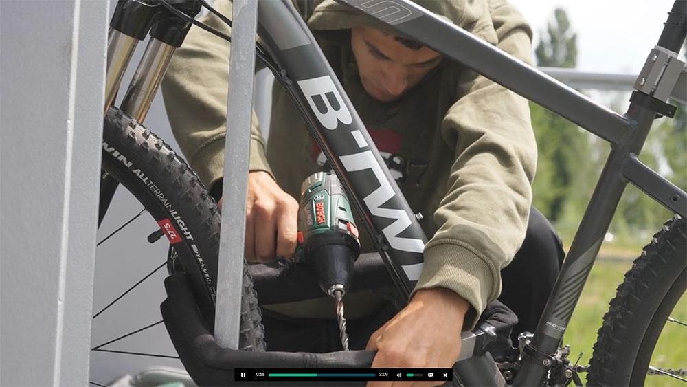 Nexibi, un antivol pas comme les autres pour votre vélo