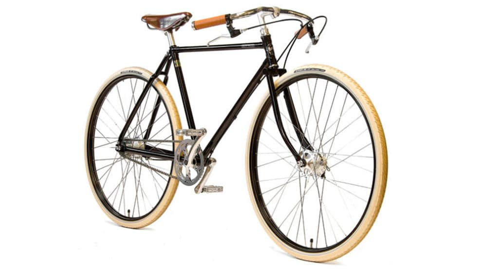 Single speed rétro Pashley Guv'Nor pour gentlemen