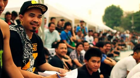 Vidéo de la Thaïlande Fixed Master Competition