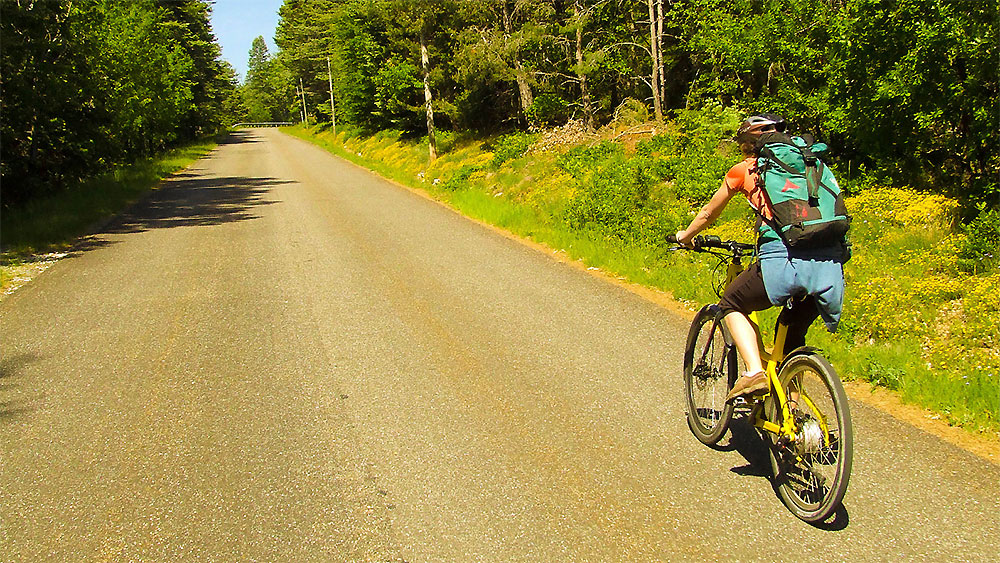 Le vélo électrique continue sa progression