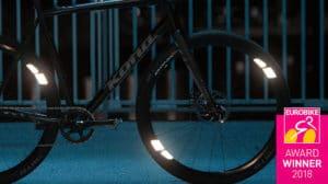 Flectr 360 Omni, faire du vélo la nuit avec une visibilité à 360 °