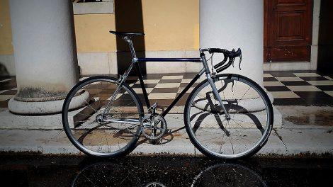Benoît nous présente son vélo singlespeed Vitus 787 Futural