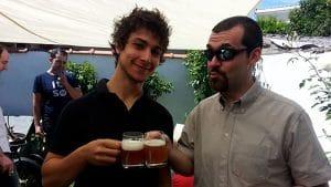 Découvrez la bière du cycliste Vélosophe made in Suisse