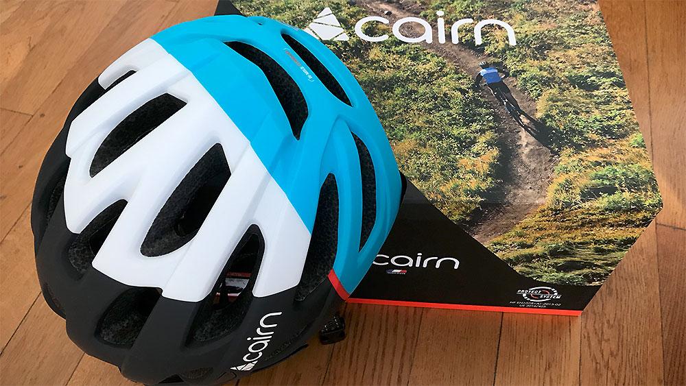 Découvrez le casque de vélo urbain Prism Xtr de Cairn