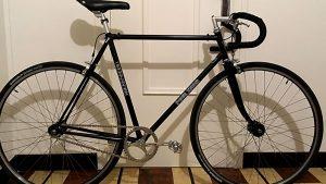 Guillaume nous présente aujourd'hui son vélo singlespeed