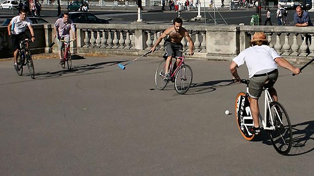 C'est quoi un fixie ou un pignon fixe bike polo