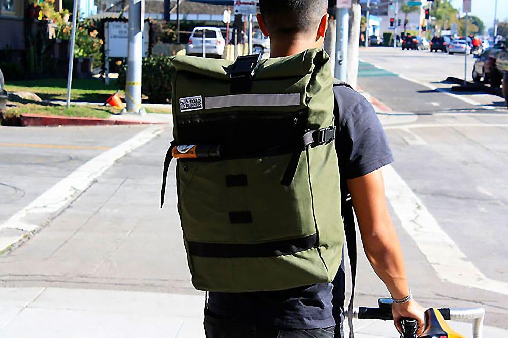Road Runner Bags, un look d'enfer pour ce sac de coursier !