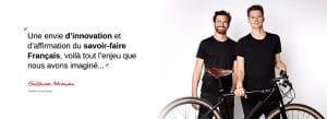 Le site Le Velo, Mad in France est en ligne !