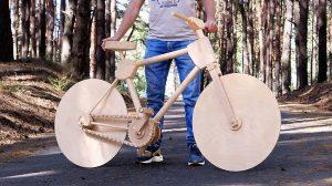 Comment fabriqué un vélo en 200 heures ?