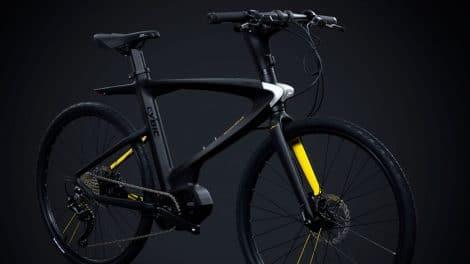 Cybic Legend, un vélo urbain intelligent qui embarque Alexa