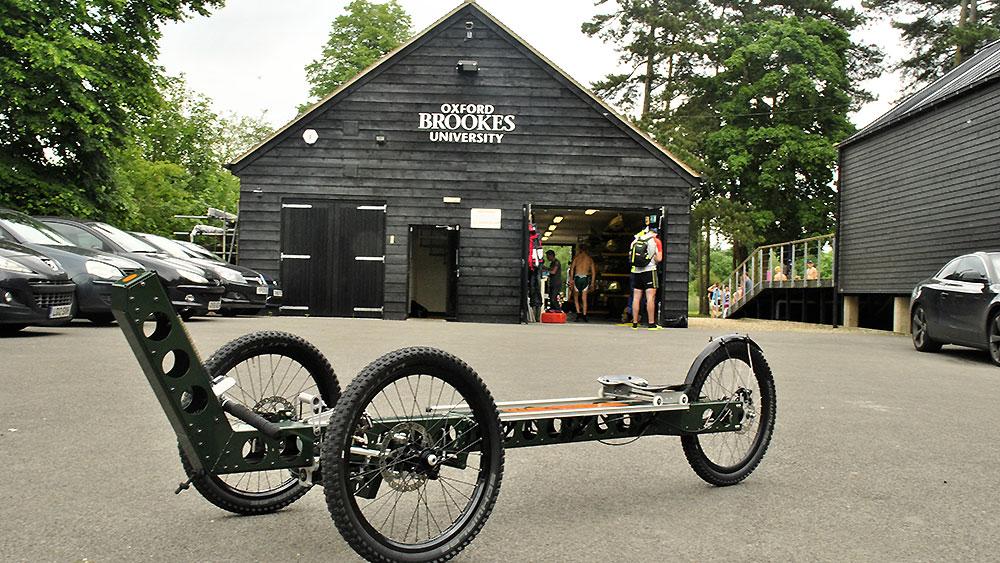 Le Rowcycle Masterskull un nouveau vélo révolutionnaire et design