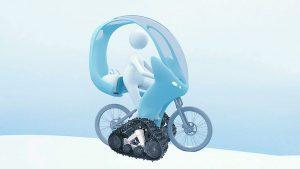 Evo Pods, transformer son vélo en véhicule électrique