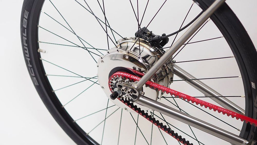 Nua Bikes Electrica roue arrière