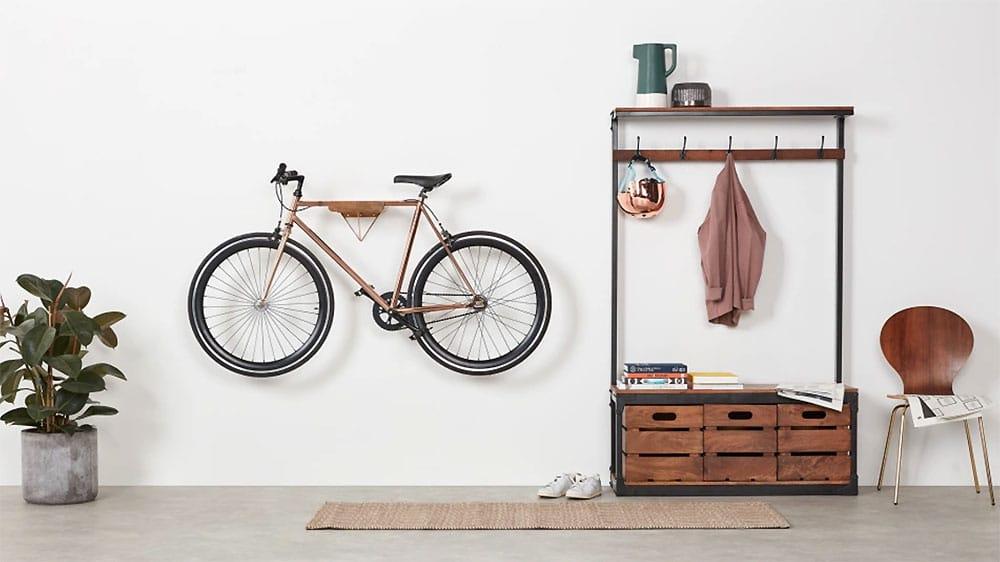 Porte-vélo mural Dayde